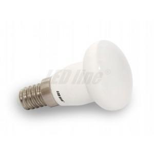 LED žárovka 4W 12xSMD5630 E14 320lm TEPLÁ BÍLÁ R39
